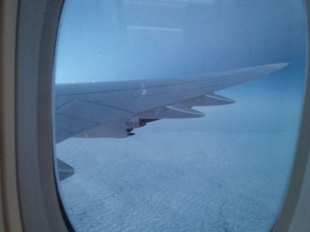 Heading into Germany.