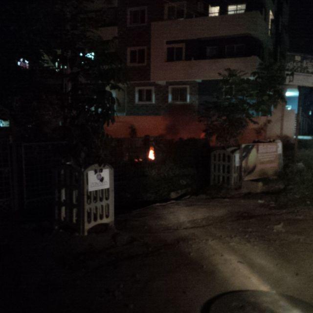 Campfire, I think.