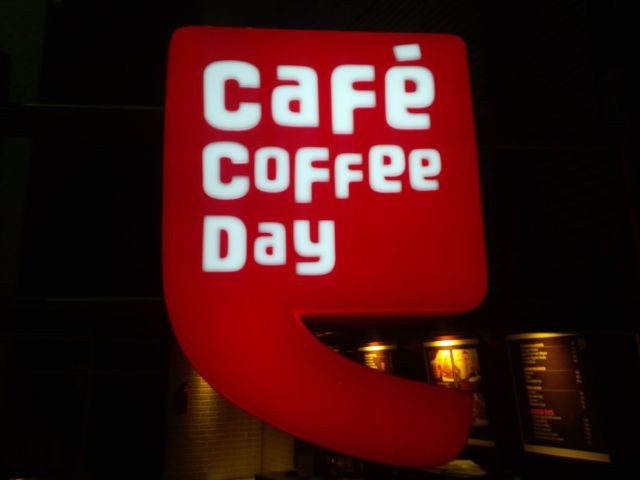 India's answer to blah Starbucks coffee - Cafe Coffee Day!