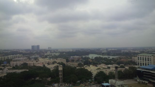 Bangalore, day seven [sata]