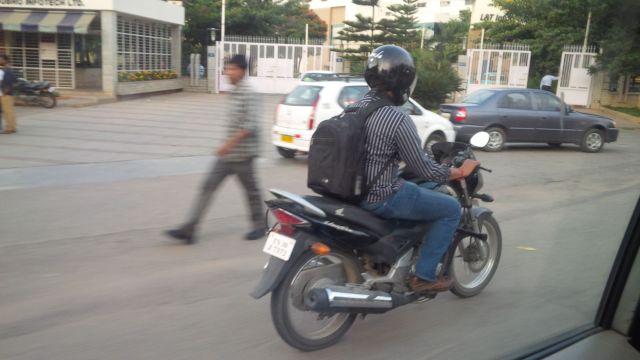 Motorized Mohan.