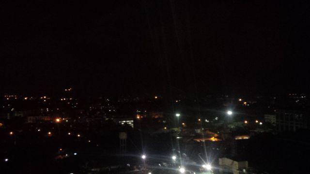 Goodnight Bangalore.
