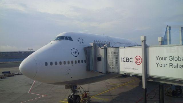 Auf weidersen, Lufthansa!