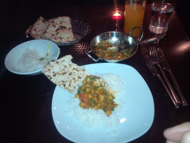 Mmmmm, Curry Cafe!