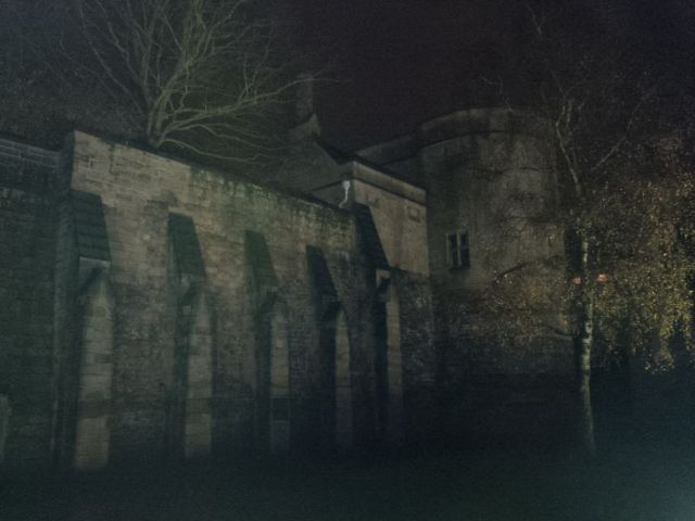 Castle Nottingham.
