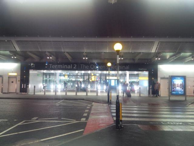 Queens Terminal, LHR