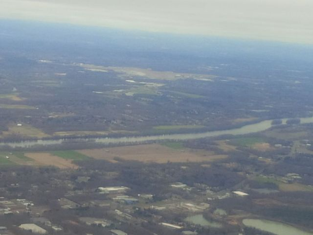 And as we descend into Bradley International Airport, Windsor Locks, CT, my UK trip comes to a close.  Cheers!