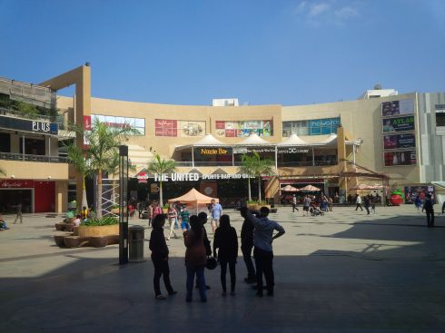 Phoenix Marketplace - the only mall I will ever go to willingly and with intent.