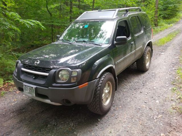 My transport - Air Xterra.  I ride first class on this carrier.