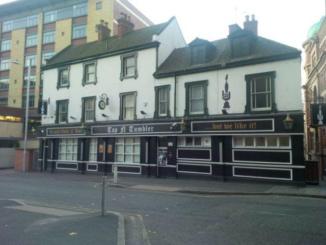 This pub looks interesting.