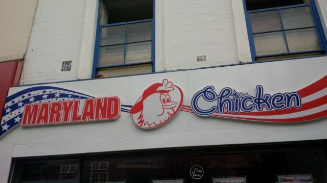 In my country, Maryland is for Crabs1