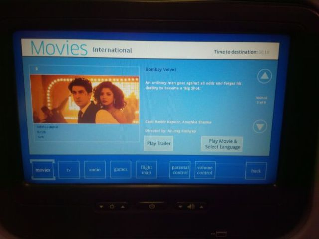 Movie, in Hindi? Sure!