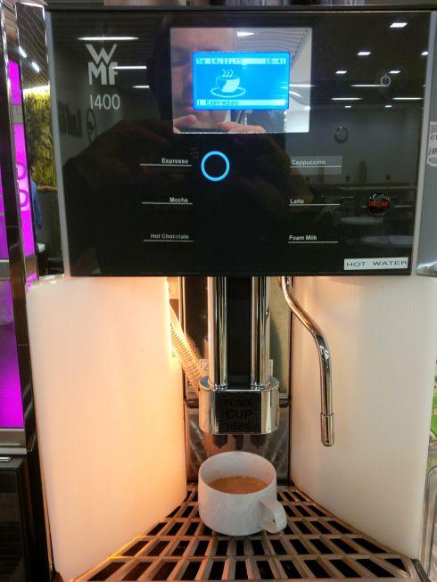 Espresso?