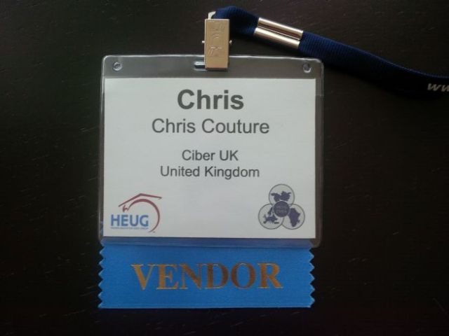 I was UK for a Day!