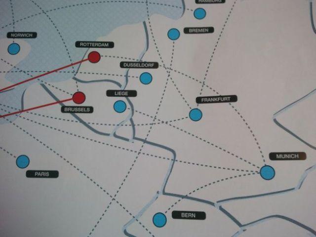 BMI's regional routes
