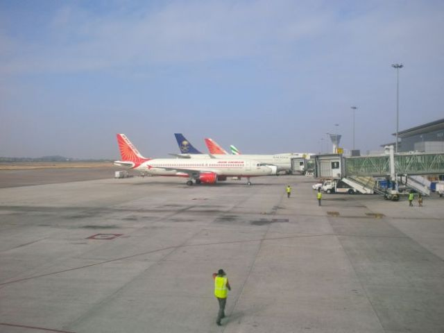 Hyderabad International.