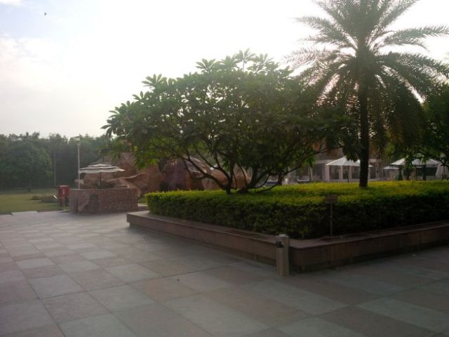 Pics around the hotel while I wait for Mr Siddhan's arrival.