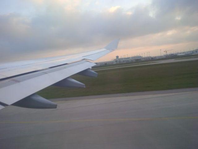 Goodbye, Much Clearer Munich!