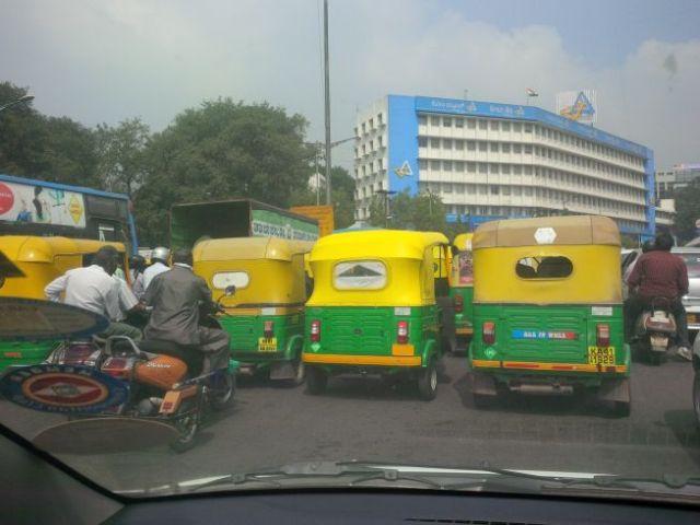 Traffic.  Surprised? (not me!)