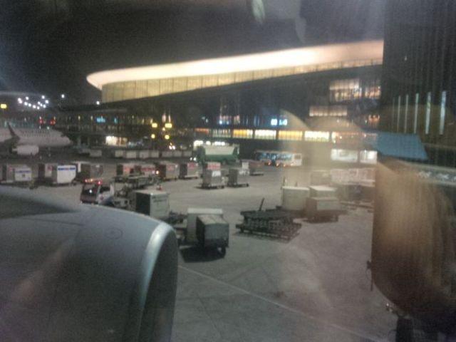 Goodbye, Mumbai.